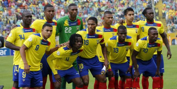 Ecuadorianische Fussballnationalmannschaft