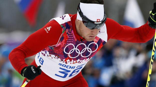Dario Cologna holt in Sotschi die erste Goldmedaille für die Schweiz