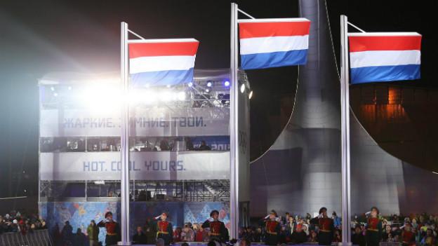 Volkssport Eisschnellauf: Drei mal Gold für die Niederlande im 1500m Speed-Skating bei den Frauen in Sotschi.