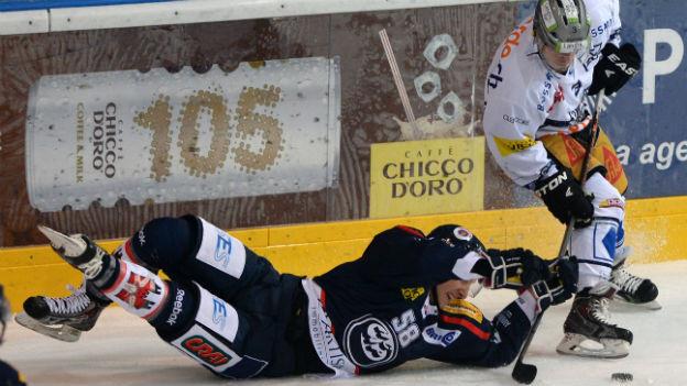 Eishockey: Haben Amateure gegenüber Profis überhaupt eine Chance? (Im Bild: NLA Ambri-Piotta)