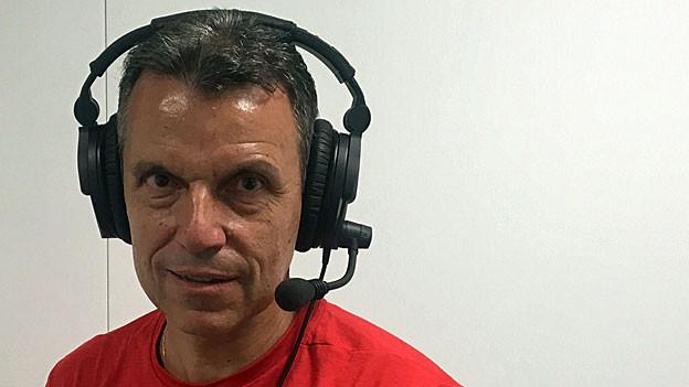 Ruedi Spitzli, Portraitbild.