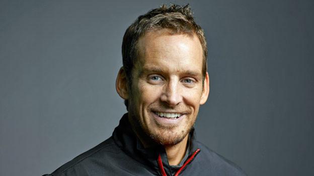 Patrick Fischer, Cheftrainer der Schweizer Eishockeynationalmannschaft.