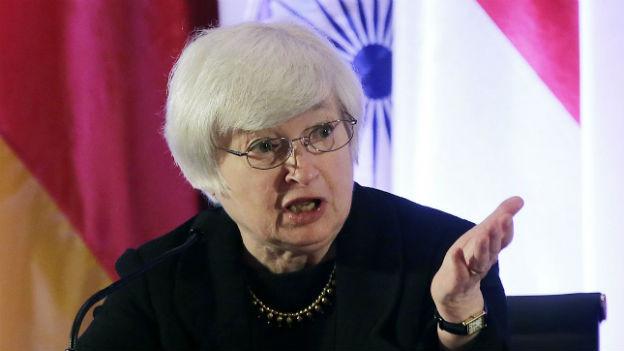 Janet Yellen soll Chefin der US-Notenbank werden.