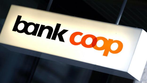 Plötzlich im Rampenlicht: Bank Coop.