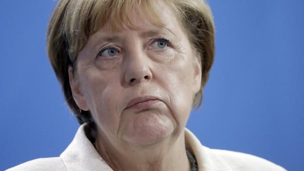 Angela Merkels im Portrait.