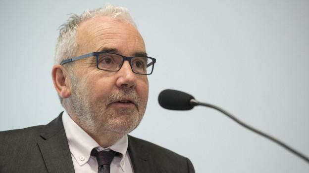 BDP-Nationalrat Hans Grunder fordert eine Fusion seiner BDP mit den Grünliberalen.
