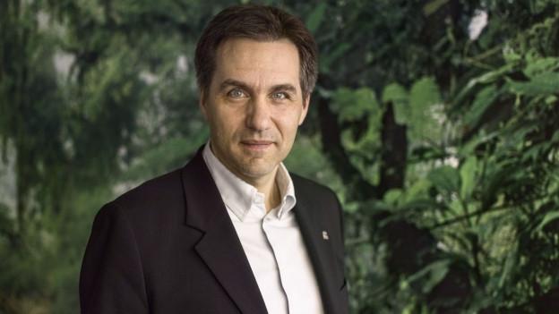 Der Chef von WWF Schweiz Thomas Vellacott nimmt Stellung zu den Vorwürfen.