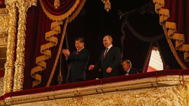 Xi Jinping und Wladimir Putin zelebrieren Einigkeit. Doch wie gut sind die Beziehungen zwischen China und Russland wirklich?