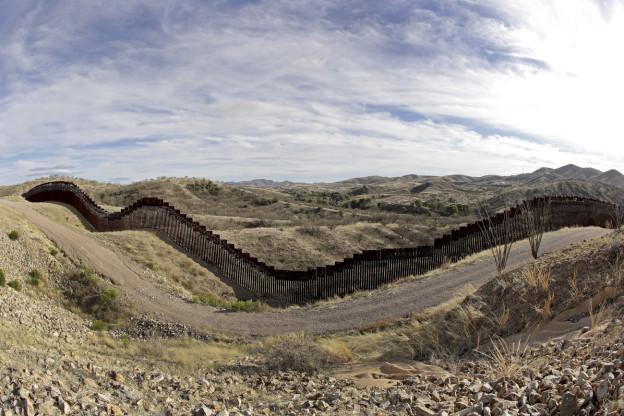Viele Migranten und Migrantinnen erreichen die Grenze zwischen Mexiko und den USA gar nicht mehr. Sie werden vorher aufgegriffen.