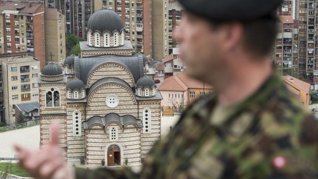 Schweizer Militär bleibt im Kosovo und der Bestand wird aufgestockt