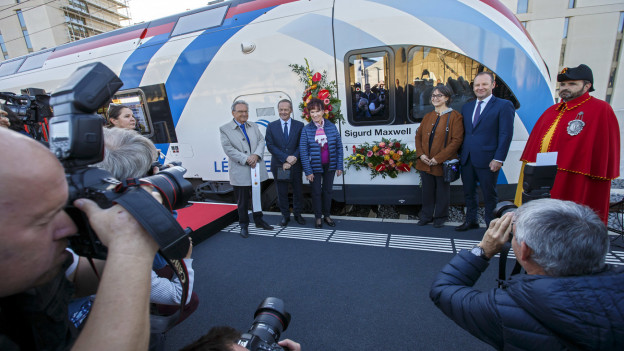 S-Bahnen verbinden nun Genf besser mit Frankreich