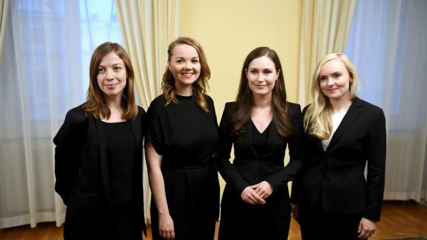 Die junge Premierministerin und ihre Regierung ist Zielscheibe von estnischen Rechtspopulisten