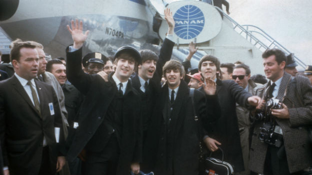 7.2.1964: Die Beatles landen in den USA