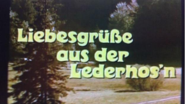 Erste Erotikkomödie in Deutschland.