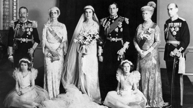 König George V. nannte seine Familie in Windsor um