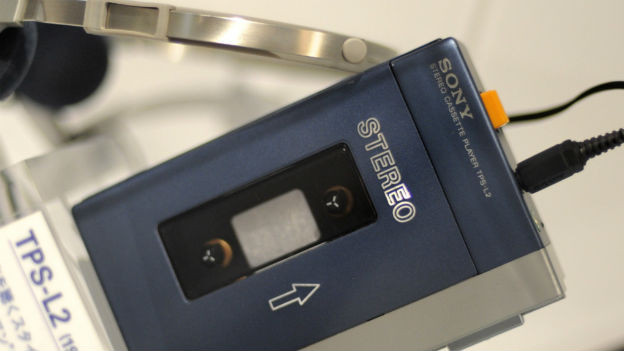 Der Walkman revolutionierte die Art des Musik Hörens.