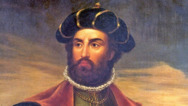 Vasco da Gama fand den Seeweg nach Indien