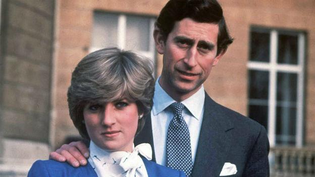 Charles und Diana
