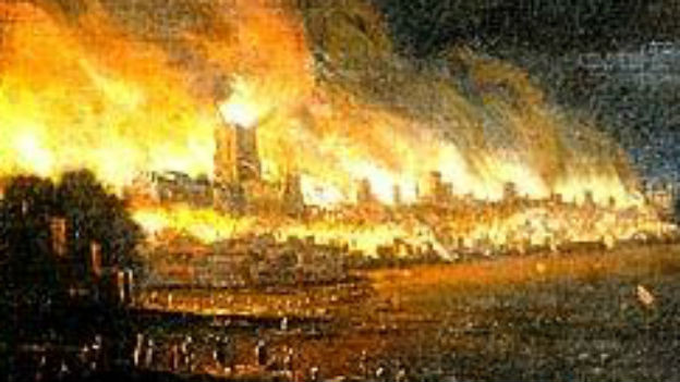 Great Fire von London