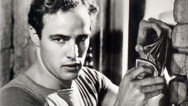 Marlon Brando in «Endstation Sehnsucht»