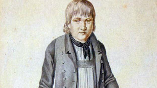 Kaspar Hauser, der «rätselhafte Findling» der Biedermeierzeit