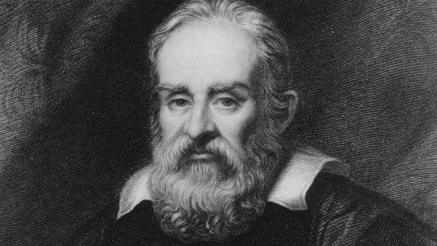 Der italienische Forscher und Entdecker Galileo Galilei.
