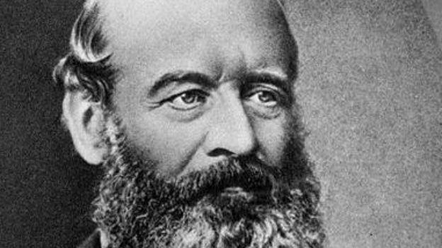 Portrait Alfred Escher