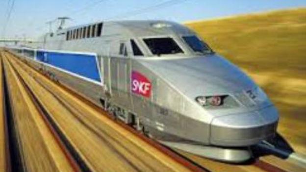 Ein Zug mit Weltrekord: TGV