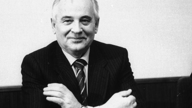 Michail Gorbatschow wird Generalsekretär der KPdSU