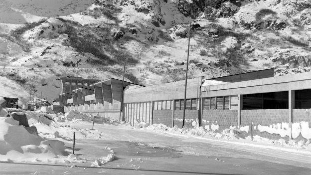 St. Bernhard-Tunnel Strassentunnel