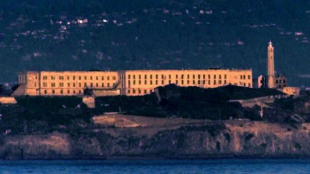 Hochsicherheitsgefängnis Alcatraz