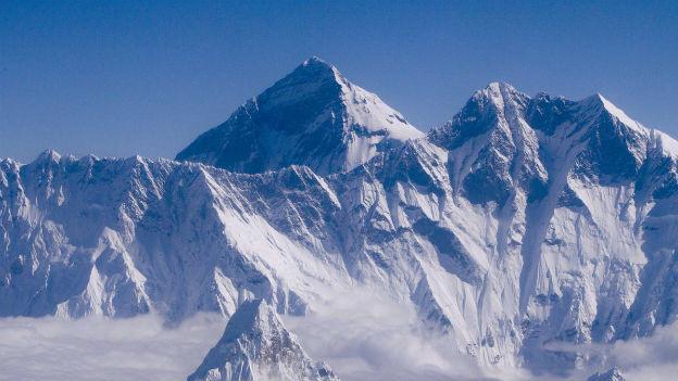 Vor 36 Jahren: Everest-Besteigung ohne Sauerstoffmaske.