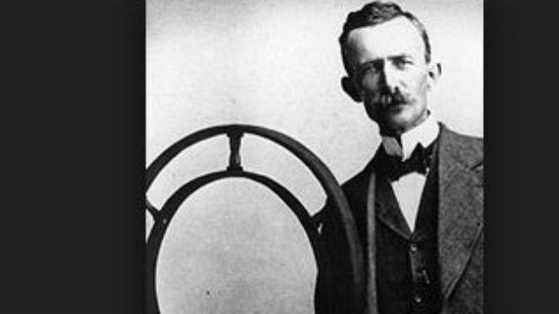 Erfinder des drahtlosen Telefons: Nathan Stubblefield.