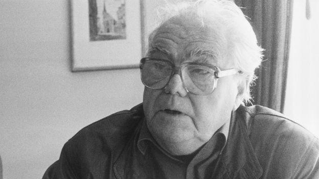 Der Schweizer Schriftsteller Max Frisch.