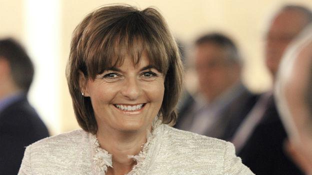 Alt-Bundesrätin Ruth Metzler wird 50.