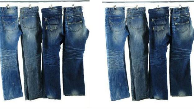 Vor 141 patentiert: Blue Jeans.