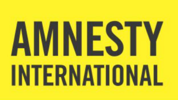 Amnesty International, gegründet vor 53 Jahren.