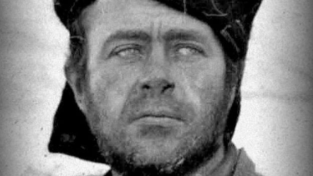 Robert Falcon Scott, britischer Polarforscher.