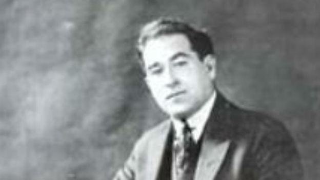 Hawaiian-Musiker Frank Ferera.