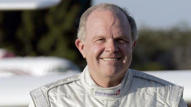 Steve Fossett 2006
