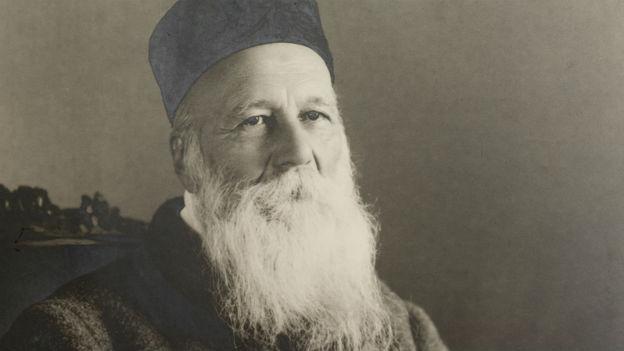 Henry Dunand, Gründer des Roten Kreuzes.