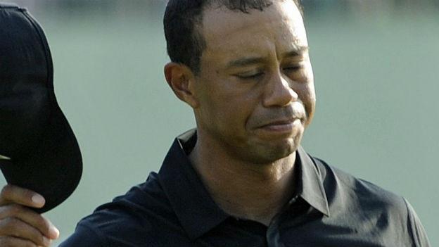 Tiger Woods, Gewinner der wichtigsten Golf-Turniere.