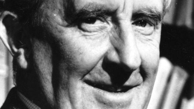 J. R. R. Tolkien, Autor von «Herr der Ringe»