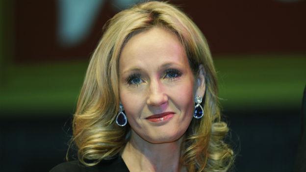 J.K. Rowling, Erfinderin von «Harry Potter»