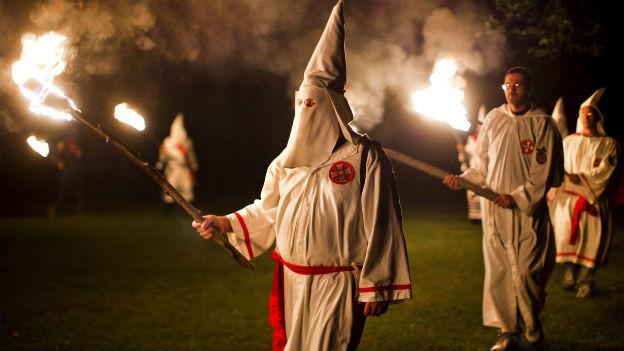 Ku-Klux-Klan.