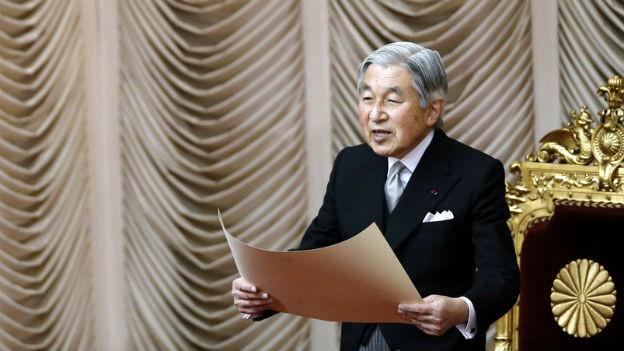 Kaiser von Japan.