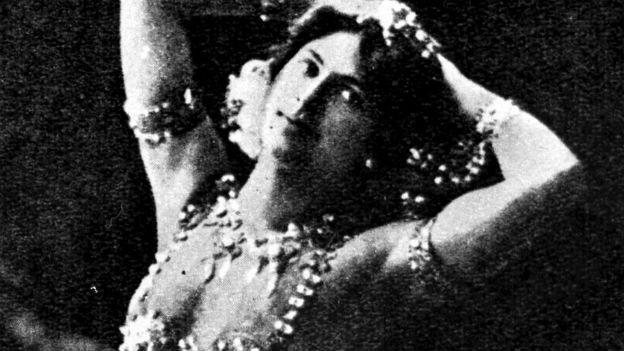 Mata Hari.