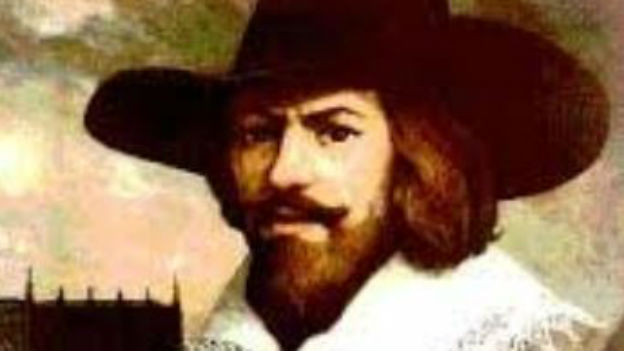 Guy Fawkes.