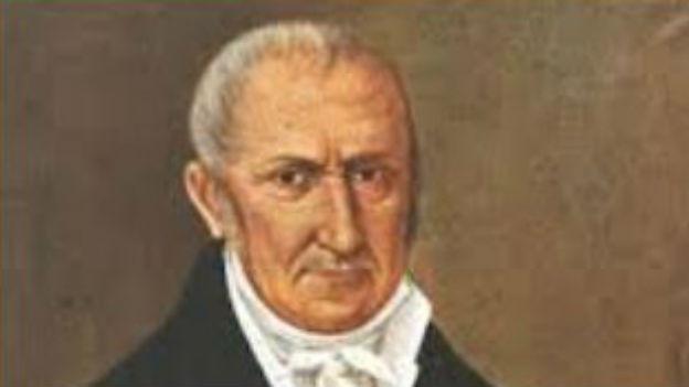Alessandro Volta.