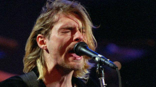 Mitbegründer des Grunge: Kurt Cobain, 1967-1994